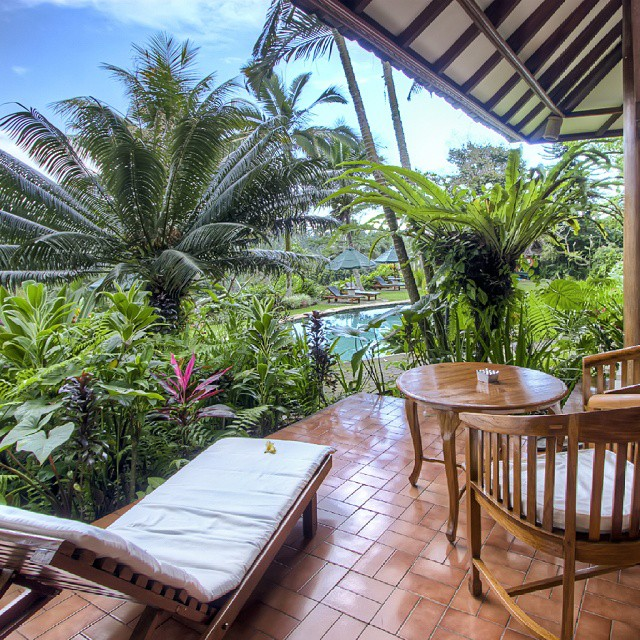 12 Unique and Best Places to stay in Ubud. Where to stay in Ubud Bali alam sari bali
