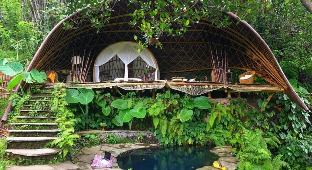 12 Unique and Best Places to stay in Ubud. Where to stay in Ubud Bali bambu indah
