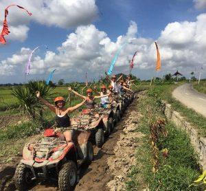 Bali ATV Tour. Bali ATV Ride