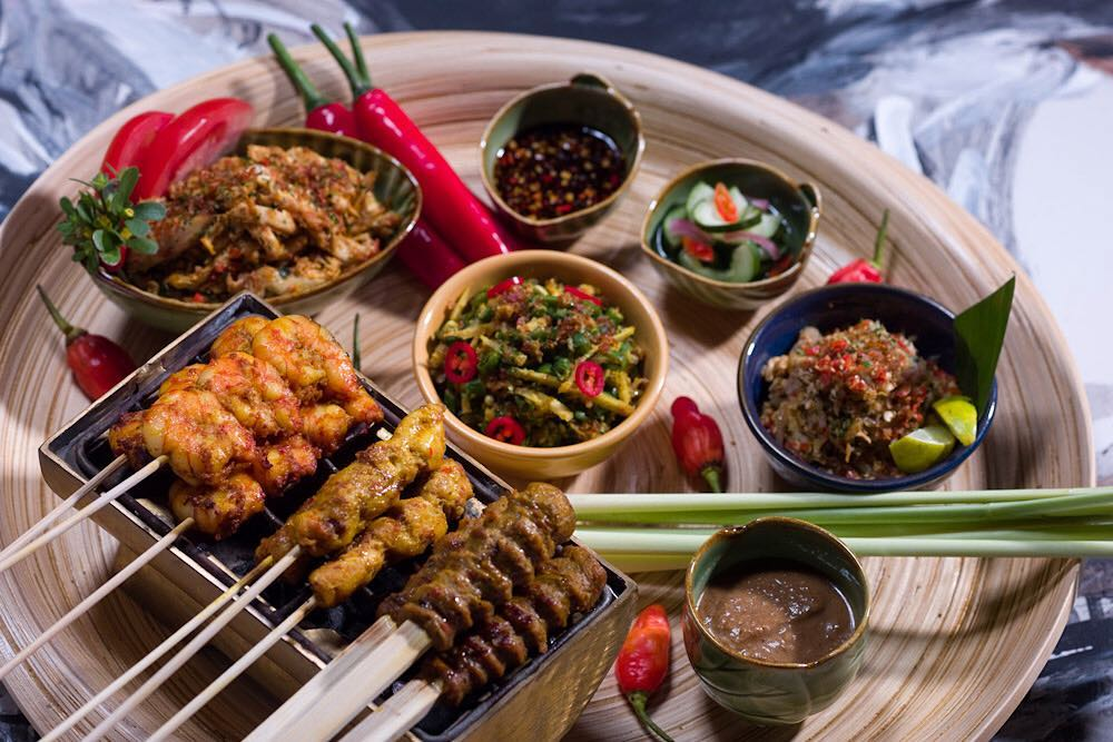 Bali Food Guide - 12 Best and Famous Local Food in Bali. bumbu bali