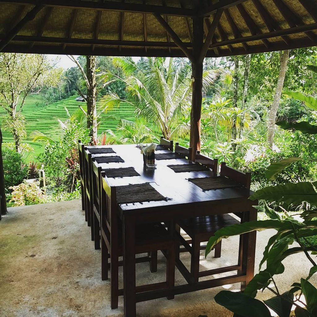 Bali Food Guide - 12 Best and Famous Local Food in Bali. warung tepi sawah