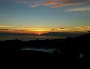 Mount Batur Sunrise Trekking. Bali Sunrise Trekking Tour.