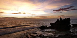 Bali 3D2N Itinerary Tanah Lot Bali Indonesia Sunset