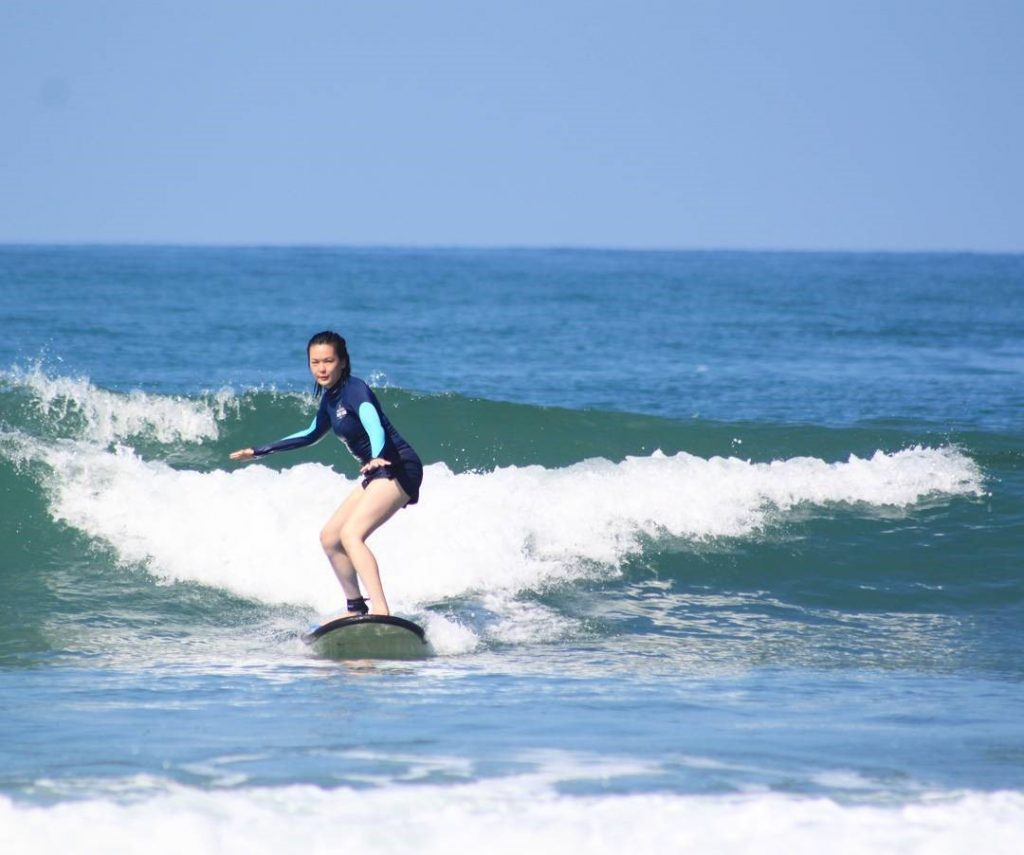 Top 12 things to do in Seminyak - Surf at Double Six Beach