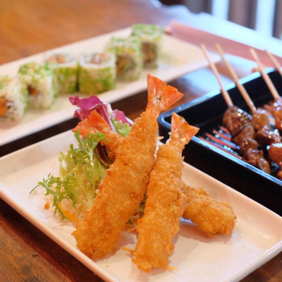 Top 10 Japanese Restaurants in Bali Akari Japanese Cuisine, Sanur