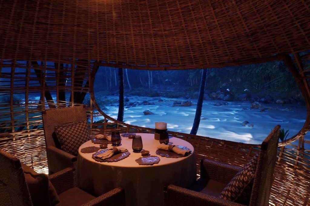 8 Best Restaurants in Ubud Kubu at Mandapa by Ritz-Carlton Reserve - 8 Best Restaurants in Ubud