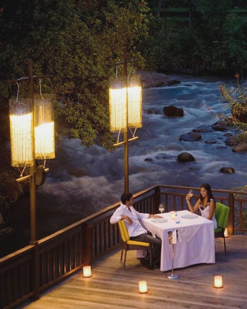 8 Best Restaurants in Ubud Swept Away Restaurant - Ubud, Bali